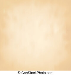 brun, résumé, papier, vieux, fond
