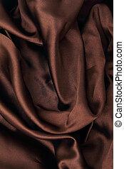 brun, slät, abstrakt, bakgrund