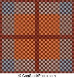 brun, tartan, plaid, hues