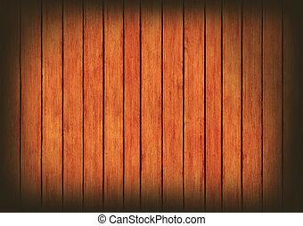 brun, texture, bois, conception, fond, panneaux