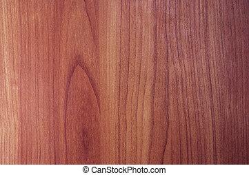 brun, trä struktur, mörk, närbild, bakgrund