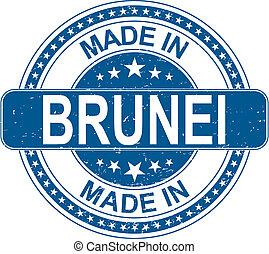 brunei , γινώμενος , γραμματόσημο , σήμα , λάστιχο , φόντο , internet , άσπρο