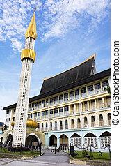 brunei, architettura