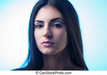 brunetta, splendido