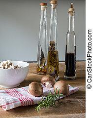 bruschetta, ingredienti