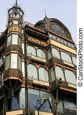 bruselas, arquitectura