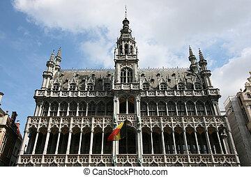 bruselas, señal