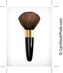 Brush for make up