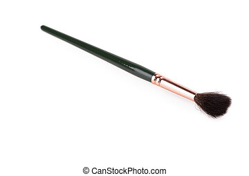 brush isolated on white background