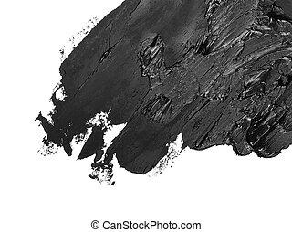 brush strokes oil paint