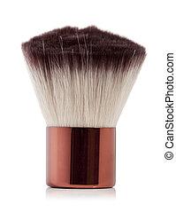 brush to apply blush