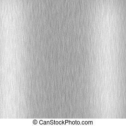 brushed aluminum - brushed metal texture