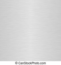 Brushed Aluminum Plate