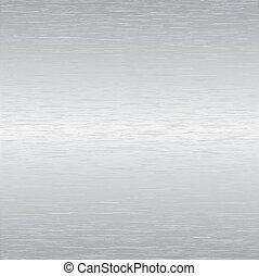 Brushed Aluminum Texture - Brushed aluminum or stainless...