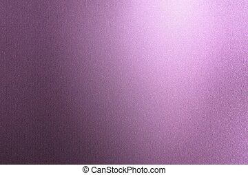 Brushed glossy purple metallic texture, abstract background