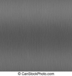 Brushed Gunmetal - dark gray / gunmetal brushed aluminum...