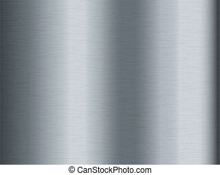 Brushed metal background - Brushed metal texture background