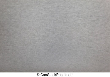 Brushed metal - A background texture image of a sheet of...
