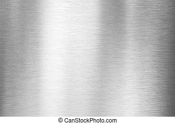brushed metal plate - brushed metal texture or plate