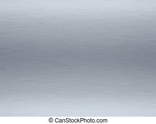 brushed steel - a large sheet of rendered brushed steel or...
