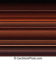 brushed wood surface
