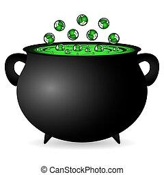 bruxas, cauldron, poção