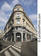 bruxelas, arquitetura