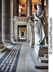 bruxelles, justice, palais
