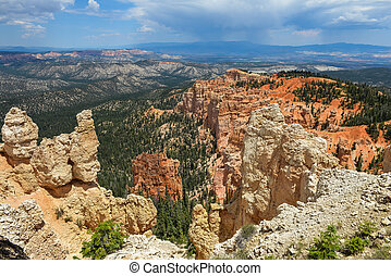 Bryce Canyon. Utah. USA
