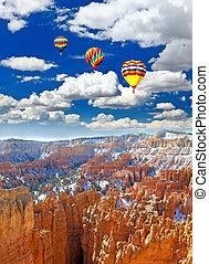 bryce kanyon, liget, nemzeti