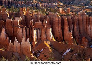 bryce kanyon nemzeti dísztér