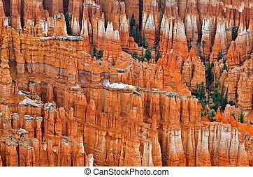 bryce kanyon nemzeti dísztér, utah