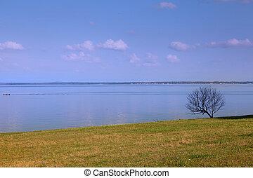 brzeg, jezioro