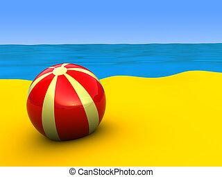 brzeg, plaża