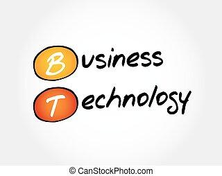 bt, -, business technika