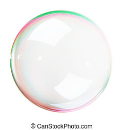 bubbla, tvål