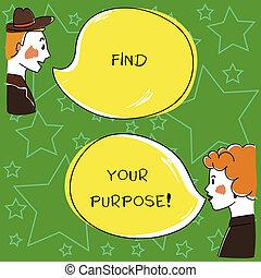 bubble., 理由, 写真, ファインド, 話し, される, 何か, あなたの, 執筆色, スピーチ, 概念, ビジネス, wo, 提示, 手, purpose., 捜索しなさい, 作成される, 分析, showcasing, ∥あるいは∥