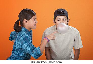 Bubble Gum Pop