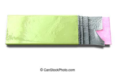 Bubble Gum Sticks Top - A non branded bubble gum with a...