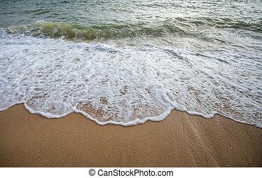 bubbles waves