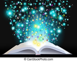 Buch, Magisches