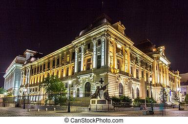 bucharest, ルーマニア, 国民, 銀行