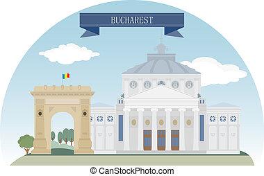 Bucharest - Romania, Bucharest. For you design