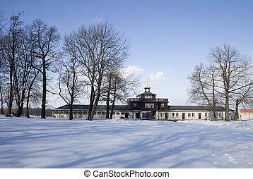 buchenwald, 集中营