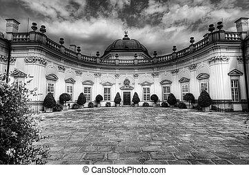 buchlovice, castillo