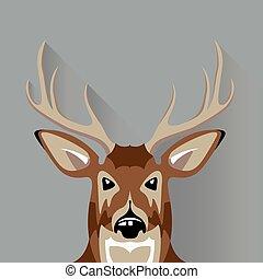 Buck head   - Buck head