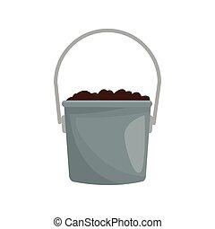 bucket icon image