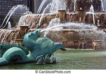 buckingham fontein