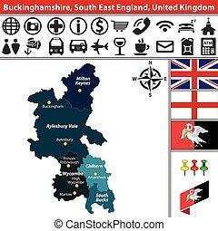 buckinghamshire, est, angleterre, sud, royaume-uni