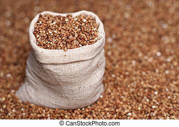 buckwheat in sac